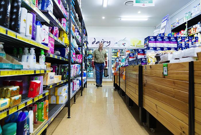 shop pest control service